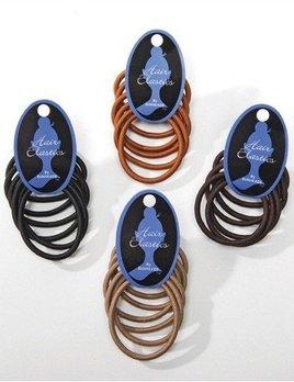 Capezio Bunheads® Hair Elastics - BLACK BH419