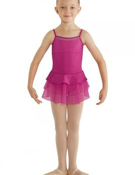 Bloch BLOCH STARBURST SKIRTED LEOTARD CL8207