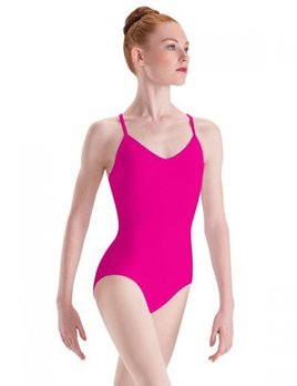 Motionwear Keyhole Back Camisole Dance Leotard