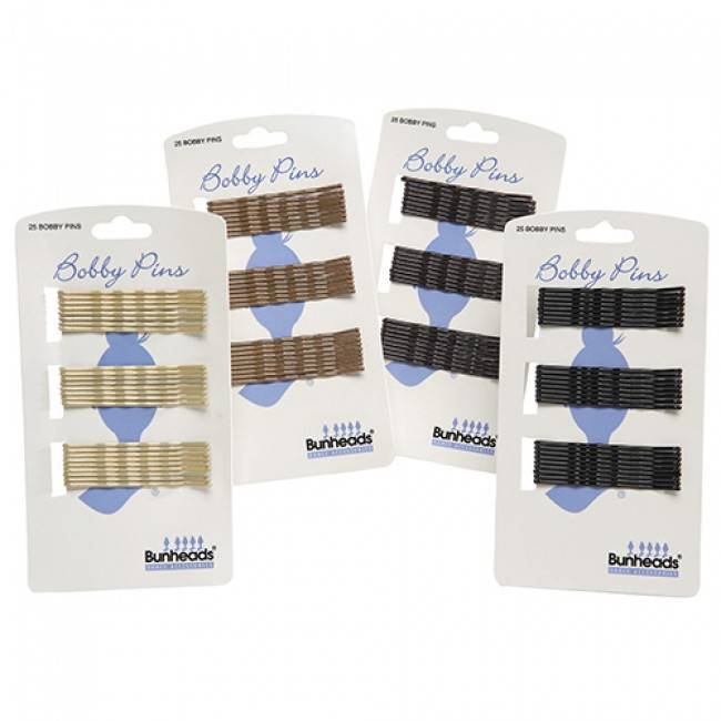 Capezio Bunheads® Bobby Pins - BLONDE BH446