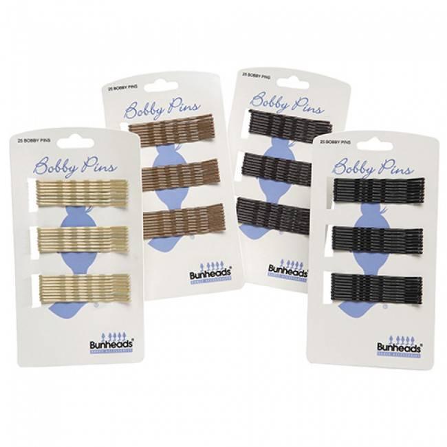 Capezio Bunheads® Bobby Pins - DARK BROWN BH448