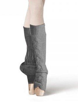 Bloch Bloch Cable Knit Leg Warmers W6770