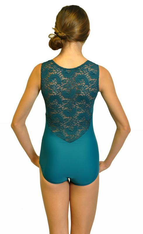 BP Designs BP Designs Elizabeth Lace Leotard Adult 73316L