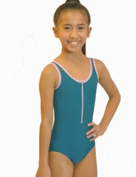 BP Designs BP Designs Mesh Panel Tank Leotard 73108Z