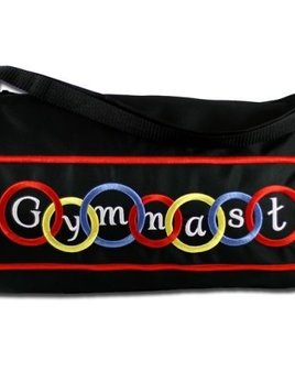 Sassi Designs Sassi Designs Gymnastics Ring Duffel GYM-01