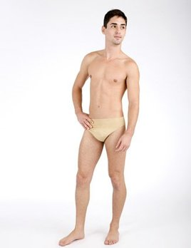Capezio Capezio Men's Reinforced Front Lined Dance Belt N26