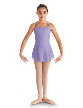Bloch BLoch X Back Skirted Cami Leotard CL8237