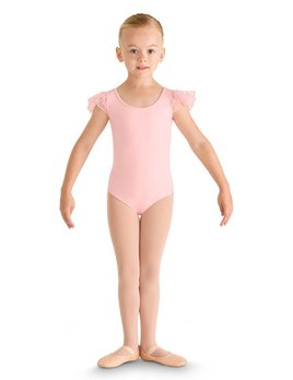 Bloch Bloch Flutter Sleeve Leotard CL8842
