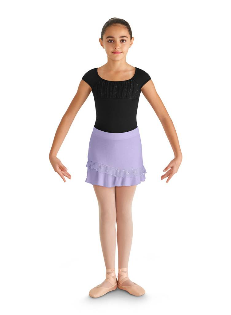 Bloch Bloch Ruffle Hem Skirt CR3941