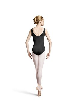 Bloch Bloch Lace up Front Shoulder Tank Leotard L8905