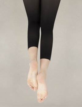 Capezio Capezio Ultra Soft Hip Rider Capri Tight 1870C