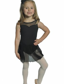 BP Designs BP Designs Sweetheart Skirted Leotard 39108
