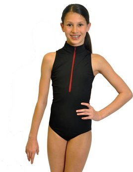 BP Designs BP Designs Lace Laura Leotard Tween 73315L