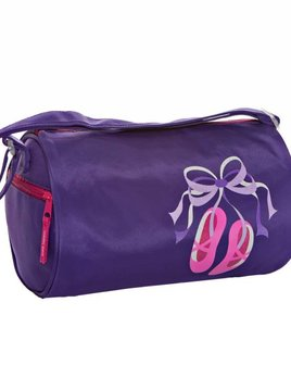 Horizon Dance Horizon Purple Giggle Toes Duffel 1301