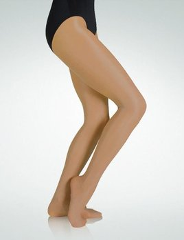 Body Wrappers Body Wrappers Ultimate Shimmer Footed Tights C55