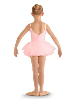 Bloch Bloch Heart Mesh Front Tutu Leotard CL8168