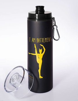Covet Dance Covet Dance I am Battement Water Bottle