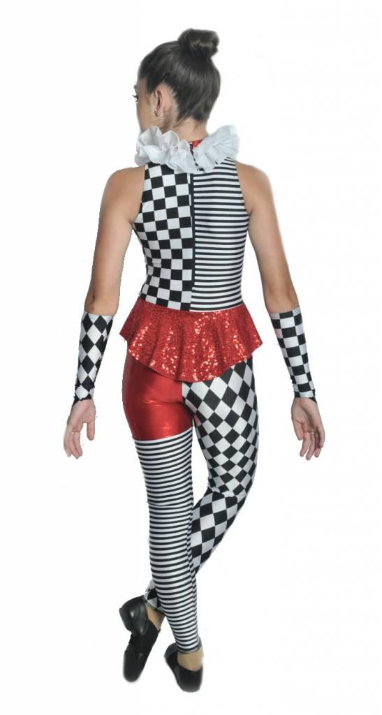 BP Designs Harlequin Dance Costume 96304