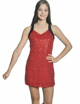 BP Designs BP Designs Racerback Sideline Dress 89301