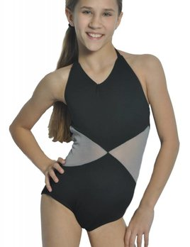 BP Designs BP Designs Adult Diamond Side Halter Leotard 73112