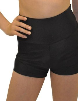 BP Designs BP Designs Youth High Waisted Shorts 37107