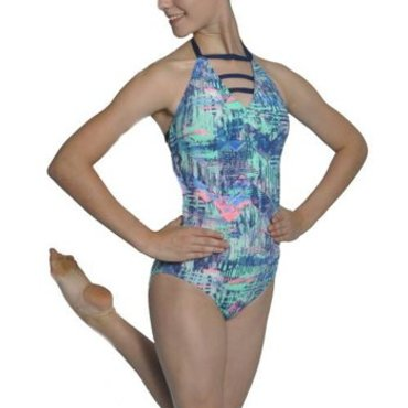 HALTER LEOTARDS
