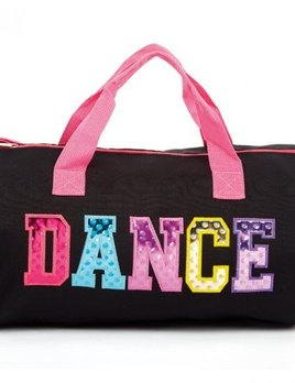 Dasha Designs Dasha Designs Multi Color Dance Duffel 4997