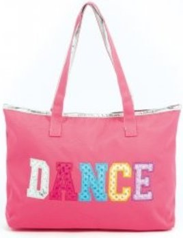 Dasha Designs Dasha Designs Multicolor Dance Tote 4998 Black
