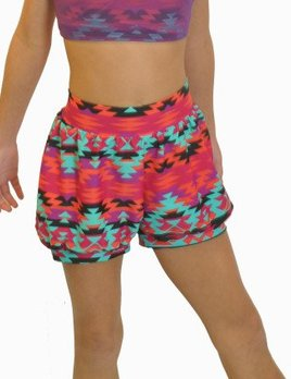 BP Designs BP Design Bubble Shorts 37117 youth