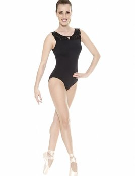 So Danca So Danca Marcelle Lace Tank Leotard D-1677