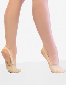 Capezio Capezio Hanami Stretch Canvas Pirouette Shoe H064W