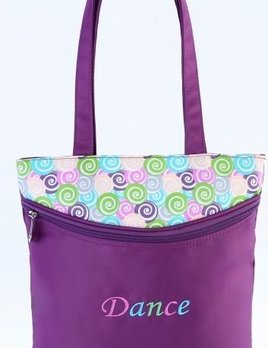 Sassi Designs Sassi Designs Small Lollipop Tote POP-01