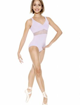 BP Designs So Danca Mesh Cutout Tank Leotard RDE-1641