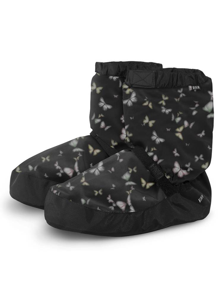 Bloch Bloch Printed Warm Up Booties Kids IM009KP
