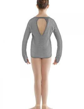 Bloch Bloch Chevron Open Back Sweater CZ6959
