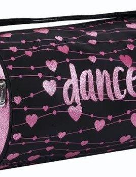 Sassi Designs Sassi Designs Pink Hearts Sparkle SPK-02