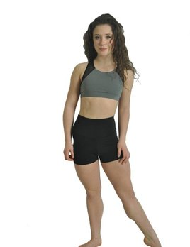 BP Designs BP Designs Adult High Waisted Shorts 37107