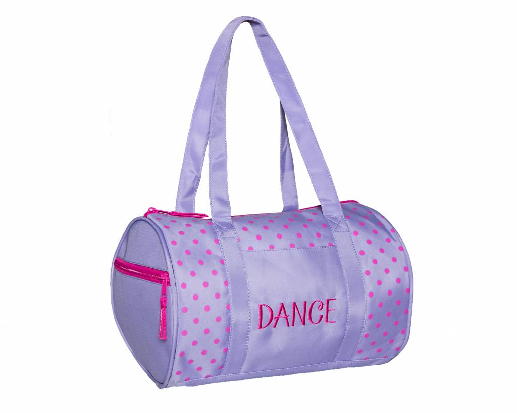 Horizon Dance Horizon Dots Duffel Lavender 1007
