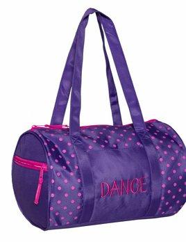 Horizon Dance Horizon Dots Duffel Purple 1010
