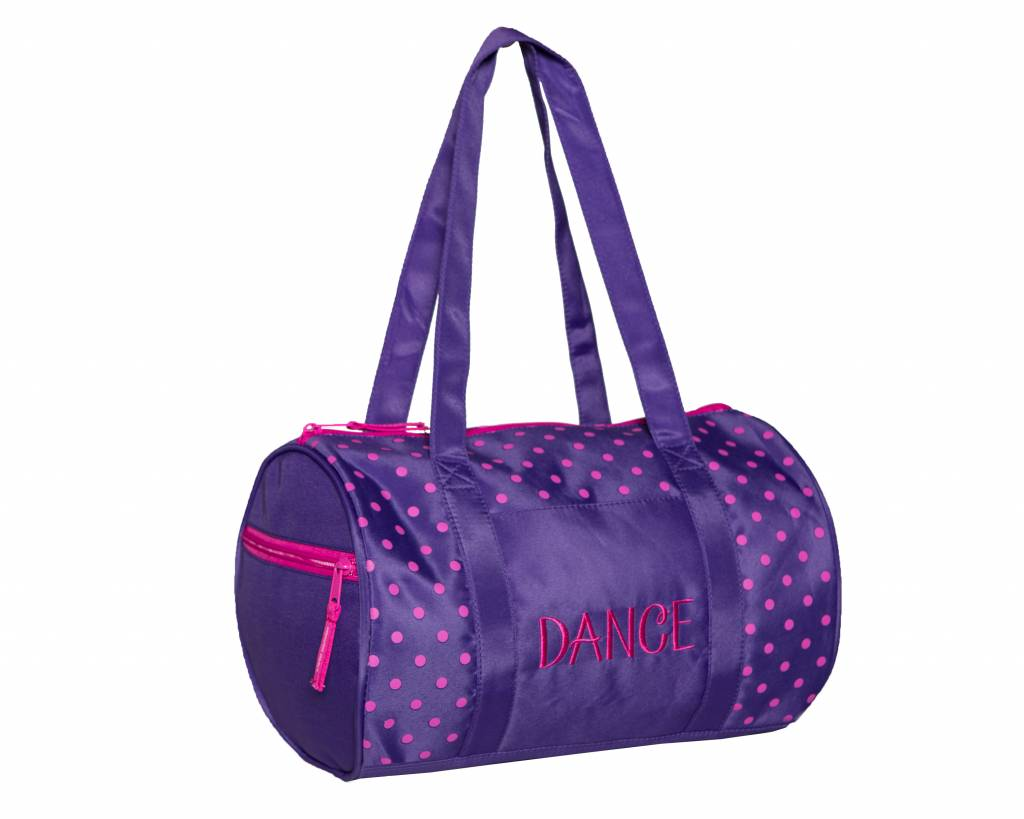 Horizon Dance Horizon Dots Duffel Purple 1010
