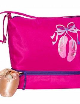 Horizon Dance Horizon Giggle Toes Gear Tote Pink 1303