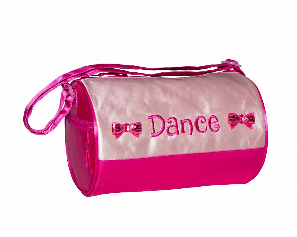 Horizon Dance Horizon Bows Duffel Pink 3700