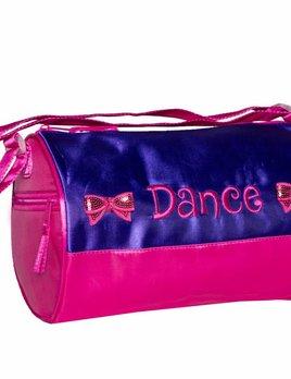 Horizon Dance Horizon Bows Duffel Purple 3701