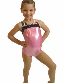 BP Designs BP Designs Rose Gymnastic Leotard 43222