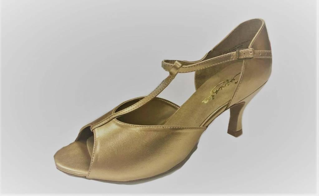 Capezio Capezio Gold Ballroom Shoe Style BR08 ( Clearance)