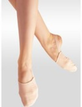 So Danca So Danca Stretch Canvas Pirouette Shoe BA45