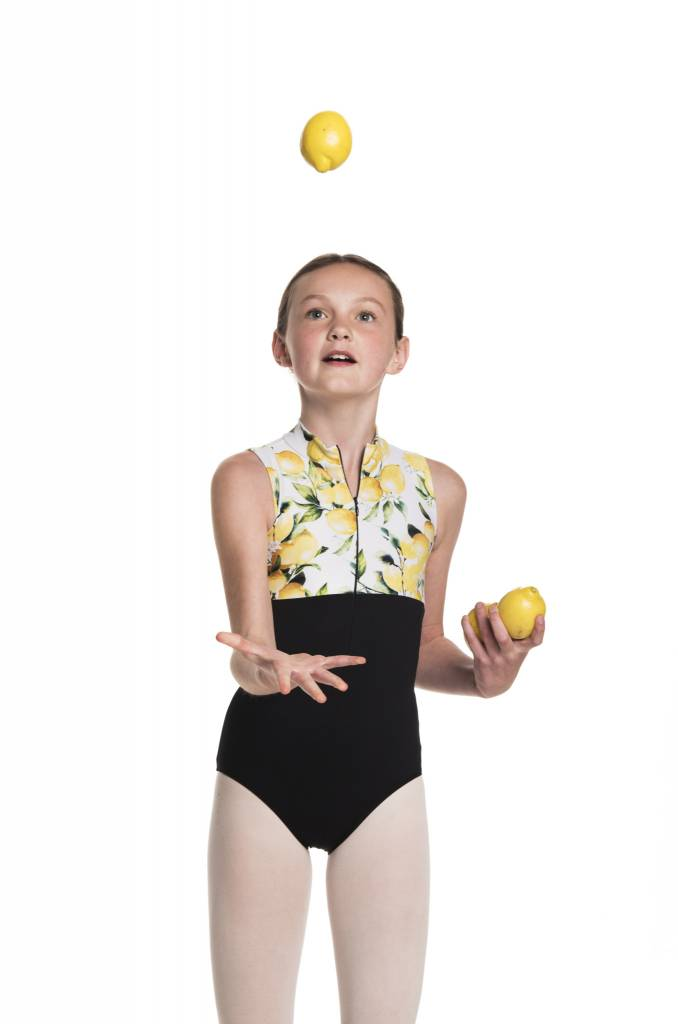 Ainslie Wear Ainsliewear Lemon Leotard