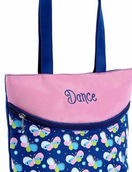 Sassi Designs Sassi Designs Butterfly Tote BFL-01