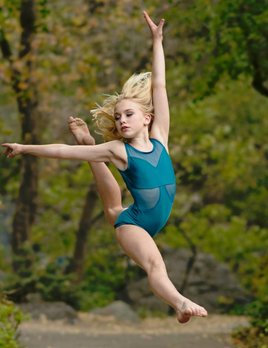 BP Designs BP Designs Amberlee Leotard 33604 A