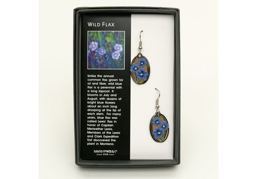 Wild Flax Earrings